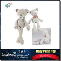 Wholesale Baby Comfort - 42cm Baby Plush Bear Sleeping Comfort Doll Plush Toys Millie & Boris Smooth Obedient BearSleep Calm Doll