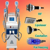 Wholesale Multi Polar Rf - fat freeze machine products froze lipo laser for fat reduction best cavitation slimming machine multi polar rf products for weight loss