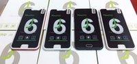 Wholesale Quadcore Dual Sim - Newest J6 Smartphone 5.0Inch MTK6580 QuadCore Smartphone Wake-UP Cellphone 1GBRAM 4GBROM Smartphone Beauty Camera Dual Camera Mobilephone