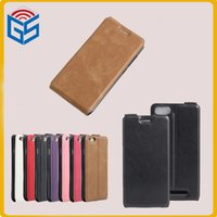 Wholesale Cheap Flip Phones Cases - 2017 cheap android phones case vertical flip leather cover for wiko lenny 3   lenny3