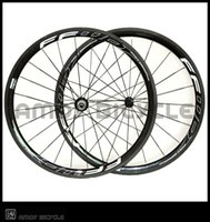 Wholesale Carbon Alloy Road Wheels 38mm - 38mm Depth 25mm wide carbon wheels with FFWD F4R painting carbon alloy wheels glossy matte bike wheelset clincher Free shippin