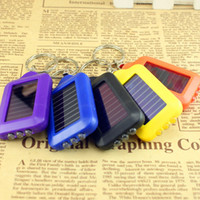 Wholesale Mini Led Light Promotional - Led Keychain Light Keychains Mini Flashlights Plastic Energy Power High Brightness Cheap Promotional Gift LED Flashlight Rechargeable