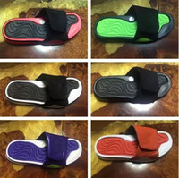 Wholesale Gold Flip Flops Cheap - new cheap sale Air Retro 4 slippers sandals Hydro IV Retro 4s Slides size 8-13 Free shipping basketball shoes retro 4S sneakers