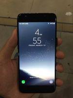 Wholesale Digital Cameras Phones - Goophone S8 Plus Phone Android 7.0 5.2 5.7 inch MTK6735 Quad Core 1G Ram 8GB Rom 8MP Camera 1280*720 Show 3G ram 64G rom GPS Smartphones