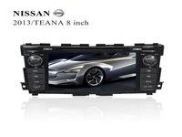 Wholesale Nissan Teana Dvd Player - 2013 TEANA 8inch car DVD with quad core A9, DVD, RDS, WiFi, BT, Mirror link, USB, 3G,GPS