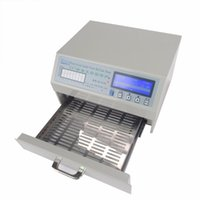 Wholesale Rework Oven - 600W Automatic Lead-Free Reflow Oven for SMD Rework, solder area 180*120mm 110v 220v
