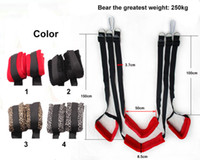 Wholesale Bondage Sex Supply - webbing swing chair bondage sex toys adult erotic game sex supplies massage chair furniture for couples