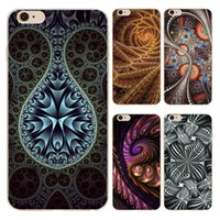 Wholesale Patterns Cell Phone Pouch - Exquisite Creative Color Pattern Clear Soft Silicone TPU Cell Phone Case for iphone X 8 7 6S Plus 5S 5C 4S Back Cover