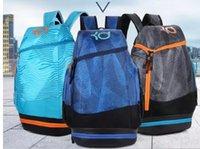 Wholesale Blue Computer Bag - American Durant Basketball Bag Thunder Sports Shoulder Bag KD Computer Bag
