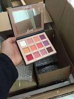 Wholesale dreams cosmetics resale online - Waterproof Eye Shadow Palette shades NABLA Dreaming Cosmetics Premium Quality DHL Free Makeup
