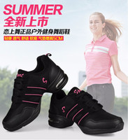 Wholesale Tango Dance Shoes High Heel - The best of 2017 high quality; new women's sports shoes, modern jazz, hip-hop shoes, dance shoes, 36-42
