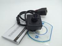 Wholesale Ip Surveillance Camera Megapixel - 2.0 Megapixel 1080P HD Indoor metal mini IP Camera Surveillance Security web Camera with 3.6mm Lens