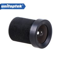 Wholesale Wide Angle Lens Cctv Camera - Board 2.8mm Lens 120 Degree CCTV Lens Wide Angle Security Lens For CCTV Security Camera