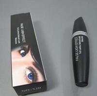ingrosso trucco nero di marca-Mascara calda di marca 520 Mascara di trucco sferza mascara nera impermeabile 13.1ml DHL trasporto veloce