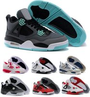 Wholesale Sport Shoes Discount China - Discount Basketball Shoes Retro 4 Men Kids Sports Sneakers China Retros IIII Zapatillas Authentic Original Real Replicas Retro Shoes