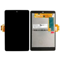 Wholesale Asus Nexus Screen Assembly - Wholesale- Good quality For Asus Google Nexus 7 2012 LCD Display+Digitizer Touch screen Assembly blackReplacement free tools