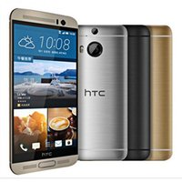 Wholesale One Inch Android - Refurbished Original HTC ONE M9 Plus M9+ 4G LTE 5.2 inch Octa Core 3GB RAM 32GB ROM 20MP Camera Android Smart Phone Free DHL 5pcs