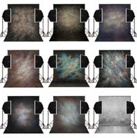 Wholesale Master Digital Color - 5x7FT cloudy colorful foggy scenic photography backdrops for photos camera fotografica digital cloth props studio photo background vinyl