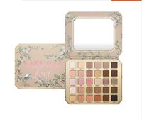 Wholesale Glitter Pallette - New arrival hot item natural love pallette 30 colours eye shadow natural and long-lasting free shipping