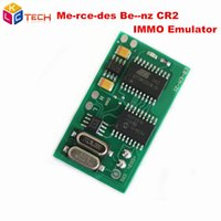Wholesale Immo Tools - Wholesale- Best Price Mer--cedes Be--nz CR2 IMMO Emulator replaces Damaged immobilizer Tool