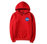 Wholesale Star Galaxy S - hot sell New NASA kanye hip hop off white yeezus Letter Galaxy Star Sky Couple Hooded Hooded Sweater aape