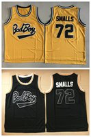 Bad Boy Notorious Big 72 Biggie Smalls Jersey Jaune Noir