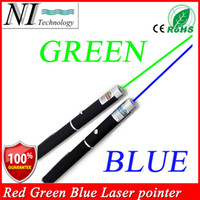 Haut Powerful Military 5MW Bleu Voilet Vert Lazer Ray Laser Pointeur Stylo Canetas Laser Beam Light High Power
