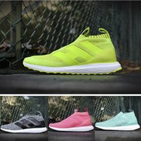 Ace 16+ PureControl Ultra Boost 2017 chaussures de course noir vert chaussures de sport Champagne Ultra Boosts chaussures de sport baskets pour les hommes Taille 36-45