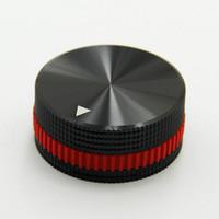 ses seviyesi anahtarı toptan satış-Ücretsiz kargo 40mm elektronik potansiyometre topuzu DIY Dijital aksesuarlar Ses ses anahtarı hifi topuzu zamanlayıcı topuzu