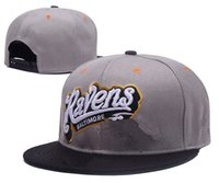 Wholesale Baltimore Hat - New style, 2017 Wholesale High Quality Baltimore Snapback Caps for men and women baseball caps sports fashion basketball hats free shipping