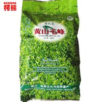 Wholesale Chinese Mountains - C-LC028 early spring organic green tea 250g China Huangshan Maofeng tea Fresh the Chinese green tea Yellow Mountain Fur Peak