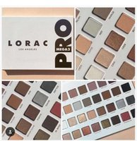 Wholesale Eye Shadow Palette 32 - Lorac Mega Pro 3 Los Angeles Palette Limited Edition Eyeshadow Palette 32 Shades Vs Shimmer & Matte Eye Shadow Palette