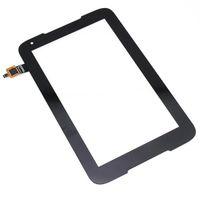 comprimido de toque grátis venda por atacado-Atacado-New 7 '' polegadas Preto Para Lenovo Lepad A1000 Touch Screen Painel de Toque Digitador Tablet PC Frete Grátis