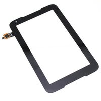 Wholesale free lenovo tablet resale online - New inch Black For Lenovo Lepad A1000 Touch Screen Touch Panel Digitizer Tablet PC
