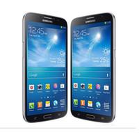 telefones celulares remodelados samsung venda por atacado-Recondicionado Samsung Galaxy GALAXY Mega 6.3 I9200 Celular Dual Core 1.7 GHz 16 GB 8MP 3200 mAh Bateria desbloqueado telefone original