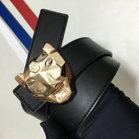 Wholesale Active P - 2017 hot New Brand P Belt Mens womens Quality Genuine Leather Black color Designer Cowhide Q Belt For Men Luxury Belts for gift