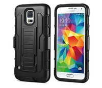 Wholesale pouch for samsung grand prime online – custom For Samsung galaxy J5 J7 Prime Grand core prime G360 Robot Heavy Duty Future Armor Kickstand Holster Belt Clip Phone Case