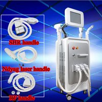 Wholesale Machines Photos - ipl spa photo rejuvenation machine pigment machine face treatmentopt opt shr standing beauty machine for clinic