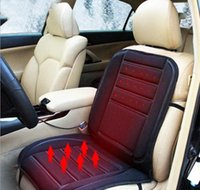 Wholesale Heated Seats Cars - Heated Car Seat Cushion Cover Seat ,Heater Warmer , Winter Household Cushion cardriver heated seat cushion