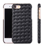 Wholesale Carbon Fiber Wood - Snake Wood Grain Carbon Fiber Case PU Cover for iPhone 7 6 6s Plus Samsung S7 edge LG K10 Huawei P9 Lite OPPBAG
