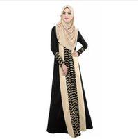 0b972e60fb Wholesale linen abaya dresses for sale - Abaya Turkish Women Clothing  Muslim Dress Islamic Clothes for