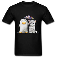 Новые Tops 2017 Print Letters T Shirt Short Men Comfort Soft Crew Neck Последние дешевые рубашки Gintama T O-Neck Motion Anime Cute Shirt