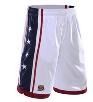 Wholesale Mesh Basketball Shorts - USA Basketball Shorts Men Polyester Mesh Sport Running Short Pants Homme Drawstring Gym Joggers Bermuda Surf Pantaloncini Basket