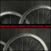 Wholesale Carbon Road Bikes For Sale - New type quality china made Carbon road wheel clincher or tubular Road Bike 700C Wheels matte or glossy for sale