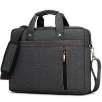 Wholesale Macbook Messenger - 14 15 17 Inch Waterproof Computer Laptop Notebook Tablet Bag Bags Case Messenger Shoulder For Men Women