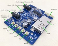 HOT DIY Lossless MP3 WAV decodificador bordo Bluetooth audio receptor audio amplificador de potencia pre modificación