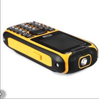 Wholesale Function Digital Camera - XP 3600 keyboard phone Waterproof 1.77 Inch 3500mAh Big Battery Keyboard phone Support Torch Powerbank Function Cellphone 2017 New Arrival