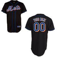 Wholesale Custom Jersey Embroidery - 2016 New 2015 New York Mets custom Baseball Jersey Cool Base personalized Throwback ny mets Baseball Jerseys shirts Embroidery S-XXXL