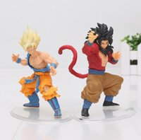 Dragonball Dragon ball Z Kai GT Figure Jouet Styling Figurine Super Saiyan 4 Goku Gokou PVC Action Figure Modèle Collection Jouets