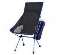 as pic outdoor moon chair - Portable Ultralight Collapsible Moon Leisure Camping Chair with Bag for Outdoor Hiking Travel Picnic BBQ Beach Fishing